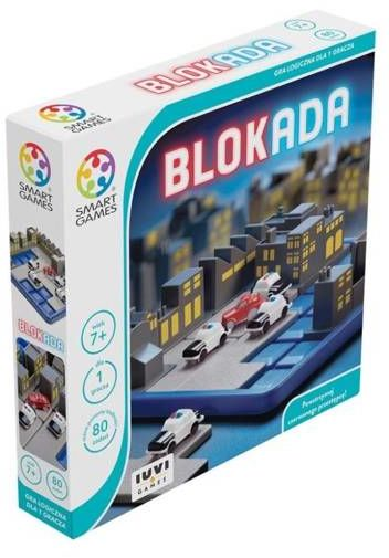 Smart Games Blokada (PL) IUVI Games - IUVI Games