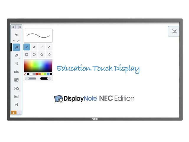 Dotykowy monitor wielkoformatowy NEC MultiSync  E651-T (Infrared Touch)+ UCHWYTorazKABEL HDMI GRATIS !!! MOŻLIWOŚĆ NEGOCJACJI  Odbiór Salon WA-WA lub Kurier 24H. Zadzwoń i Zamów: 888-111-321 !!!