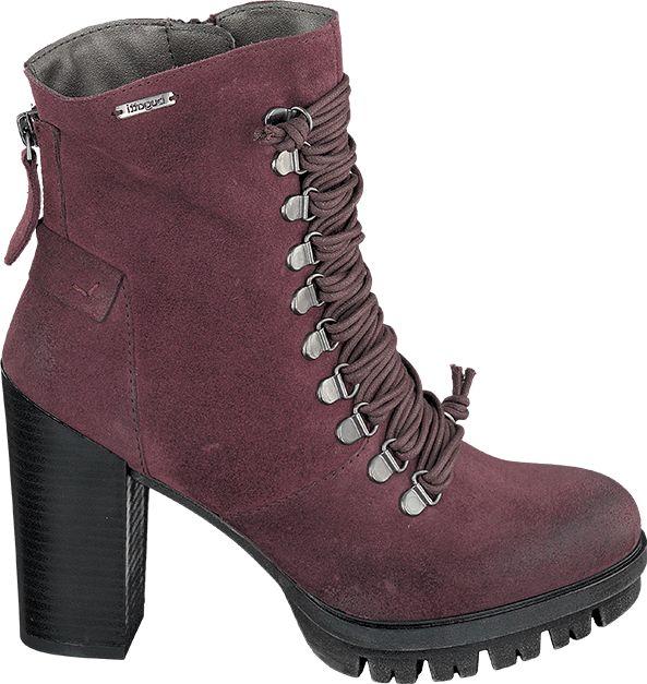 Damskie buty zimowe BUGATTI (411339311400-3500)411339311400-3500