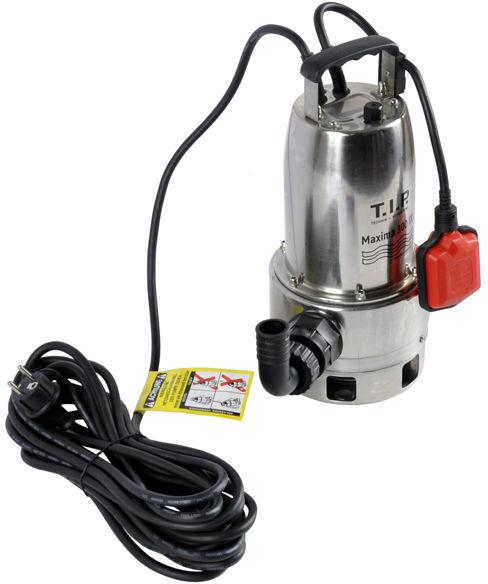 Pompa do wody brudnej z pływakiem 18 000l/h 700W