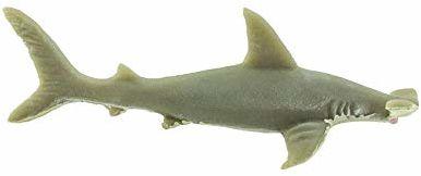 Safari - Młotek rekina ze zwierzętami, wielokolorowy (S100170)