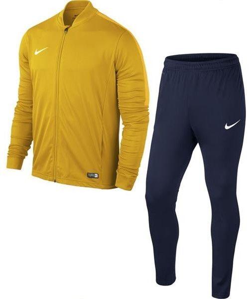 Dres treningowy Nike Academy 16 808757 739 żółto-granatowy Rozmiar odzieży: L