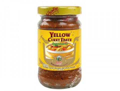 Pasta curry żółta 114G (słoik) 1 szt.