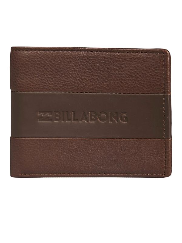 Billabong TRIBONG CHOCOLATE mężczyzna luksusowy portfel