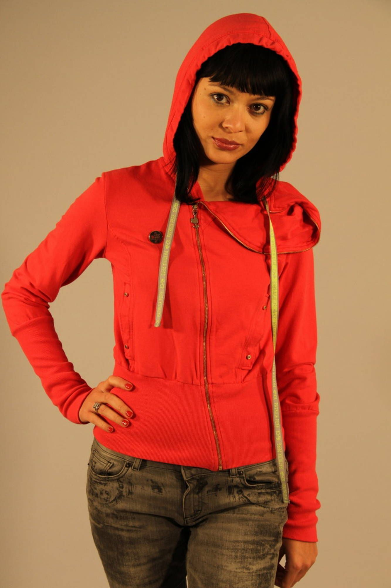 PATRIZIA PEPE Sweatshirt with zip Women