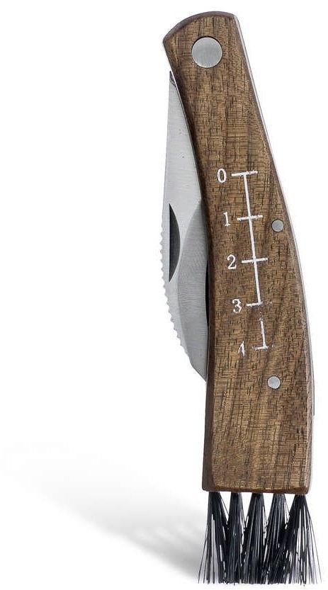 Sagaform - outdoor - torba z nożem do grzybów