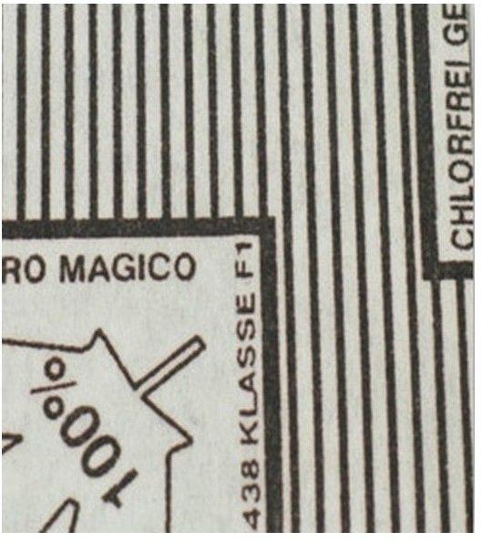Filtr do okapu Ciarko FWP węglowy 310 x 480 mm