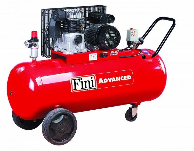 Sprężarka tłokowa Fini MK 103-150-3M