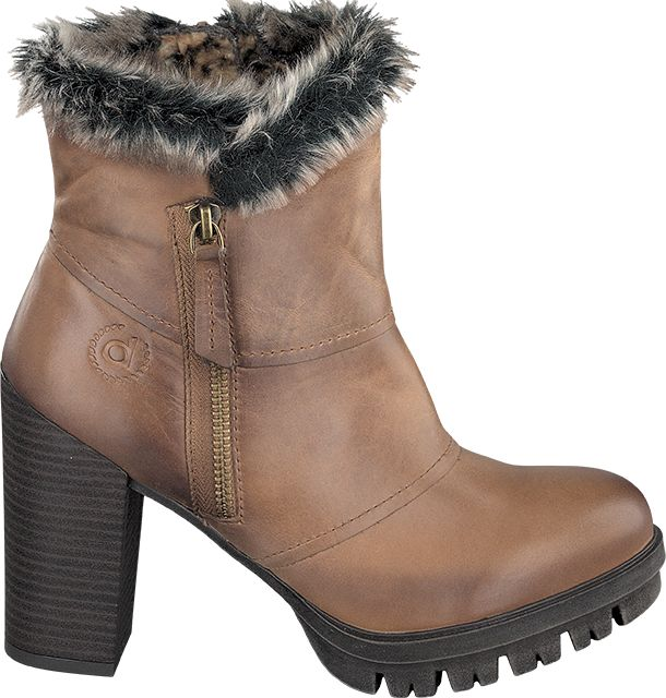 Damskie buty zimowe BUGATTI (411339321259-6460)411339321259-6460