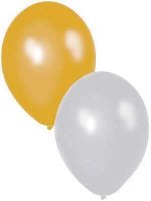 Zestaw balonów sylwestrowych mix - 29 cm - 20 szt.