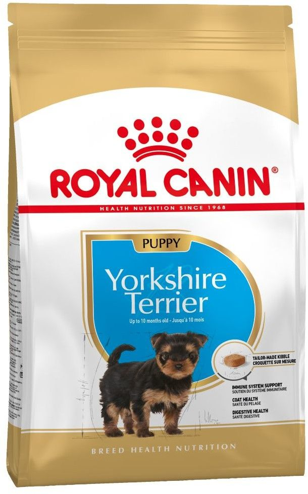 ROYAL CANIN Yorkshire Terrier Puppy 1,5kg karma sucha dla szczeniąt do 10 miesiąca, rasy yorkshire terrier