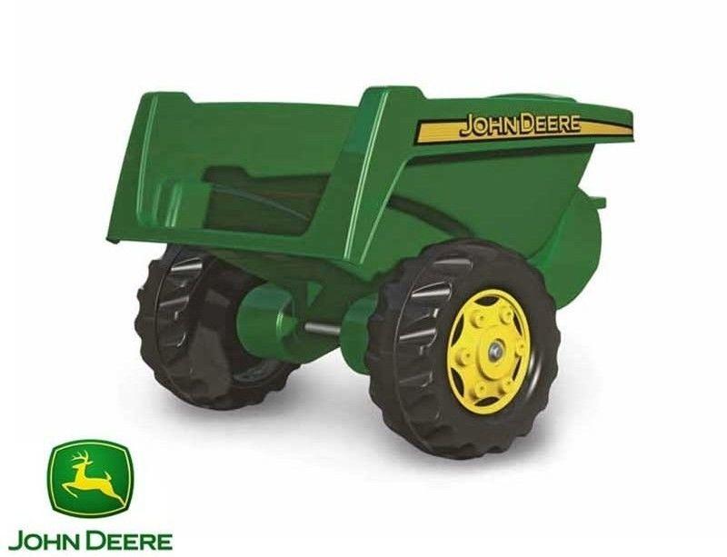 Rolly Toys Przyczepka RollyKipper Wywrotka do traktora John Deere