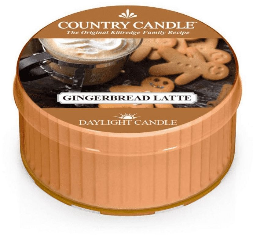 Gingerbread Latte daylight Country Candle