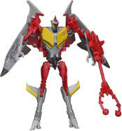 Hasbro - Transformers Prime Beast Hunters Starscream A3391 A2067