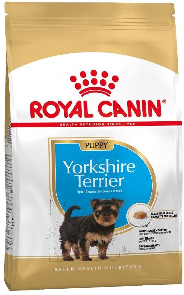 ROYAL CANIN Yorkshire Terrier Adult 1,5kg karma sucha dla psów dorosłych rasy yorkshire terrier
