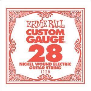 ERNIE BALL EB 1128 struna pojedyncza do gitary elektrycznej