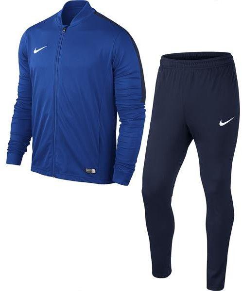 Dres treningowy Nike Academy 16 Junior 808760 463 niebiesko-granatowy Rozmiar odzieży: L