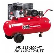 Sprężarka tłokowa Fini MK 113-200-4T