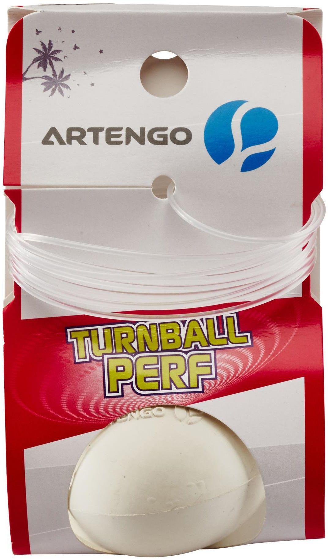 Piłka do speedballa Turnball PERF BALL kauczukowa