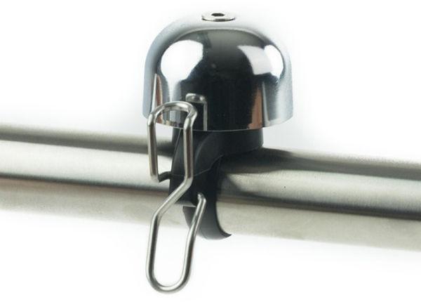 Dzwonek rowerowy WIDEK PAPERCLIP MINI chromowy WDK-004471,8712864744717