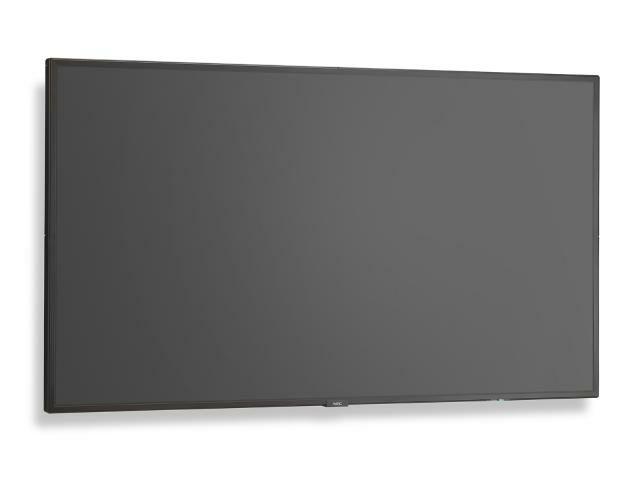 Semi-profesjonalny monitor wielkoformatowy NEC MultiSync  V554+ UCHWYTorazKABEL HDMI GRATIS !!! MOŻLIWOŚĆ NEGOCJACJI  Odbiór Salon WA-WA lub Kurier 24H. Zadzwoń i Zamów: 888-111-321 !!!