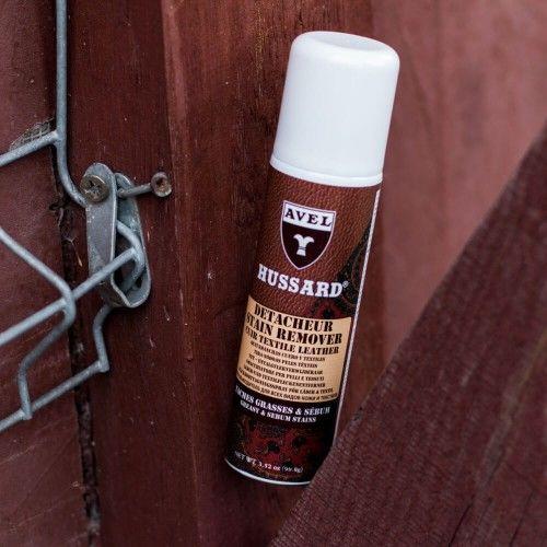 Odplamiacz do skór i tekstyliów AVEL hussard spray 150ml