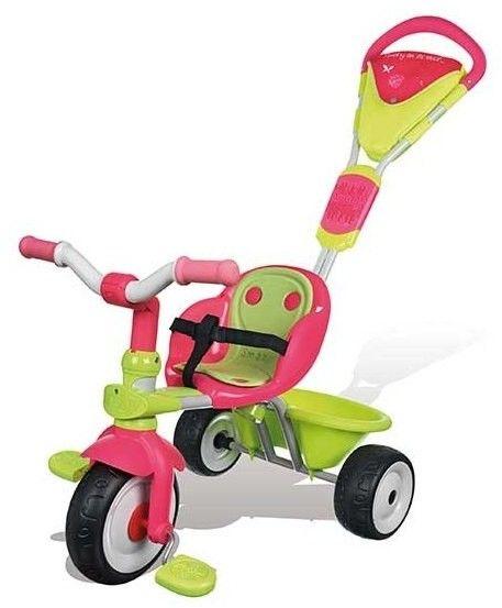 Smoby - Rowerek Baby Driver Comfort Girl 434118