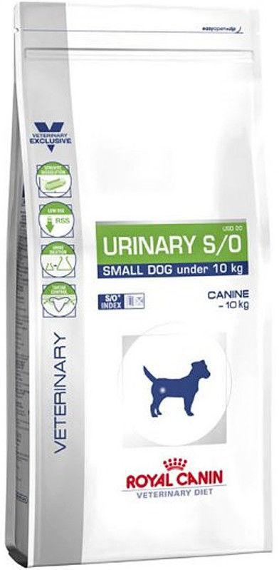 ROYAL CANIN Urinary S/O USD 20 Small Dog 1,5kg