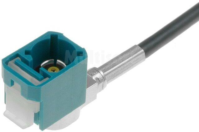 Adapter antenowy Fakra wtyk, przewody 0,25m