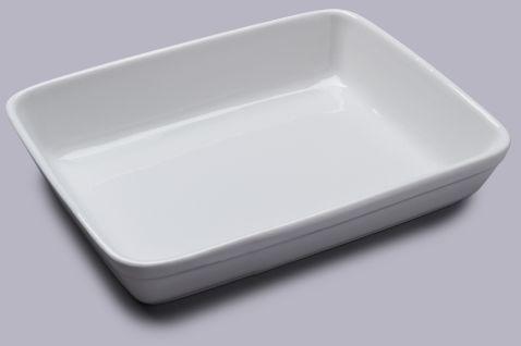 Duże naczynie do lasagne