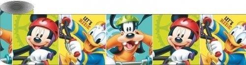 Ozdobny pasek do tapet Mickey