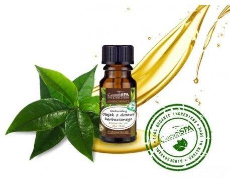 Olejek eteryczny z Drzewa herbacianego 10 ml