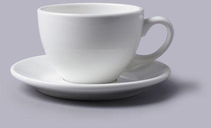 Filiżanka do kawy/herbaty 300 ml Biała