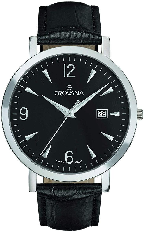 Zegarek Grovana 1230.1537 - CENA DO NEGOCJACJI - DOSTAWA DHL GRATIS, KUPUJ BEZ RYZYKA - 100 dni na zwrot, możliwość wygrawerowania dowolnego tekstu.