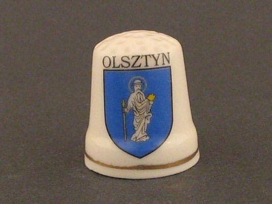 Naparstek ceramiczny - Olsztyn