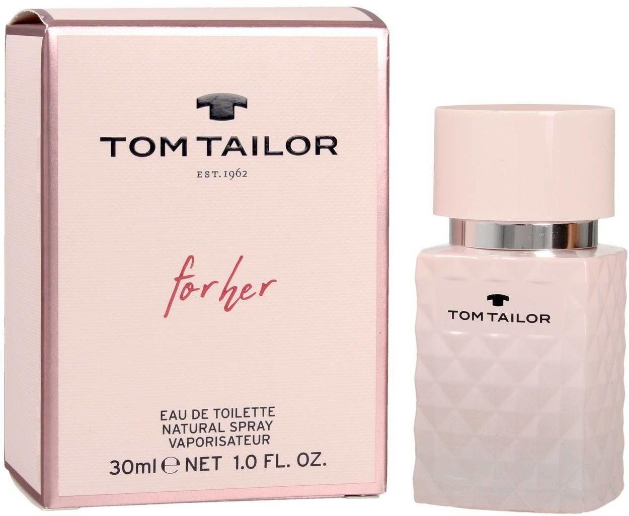 Tom Tailor For Her Woda toaletowa 30ml