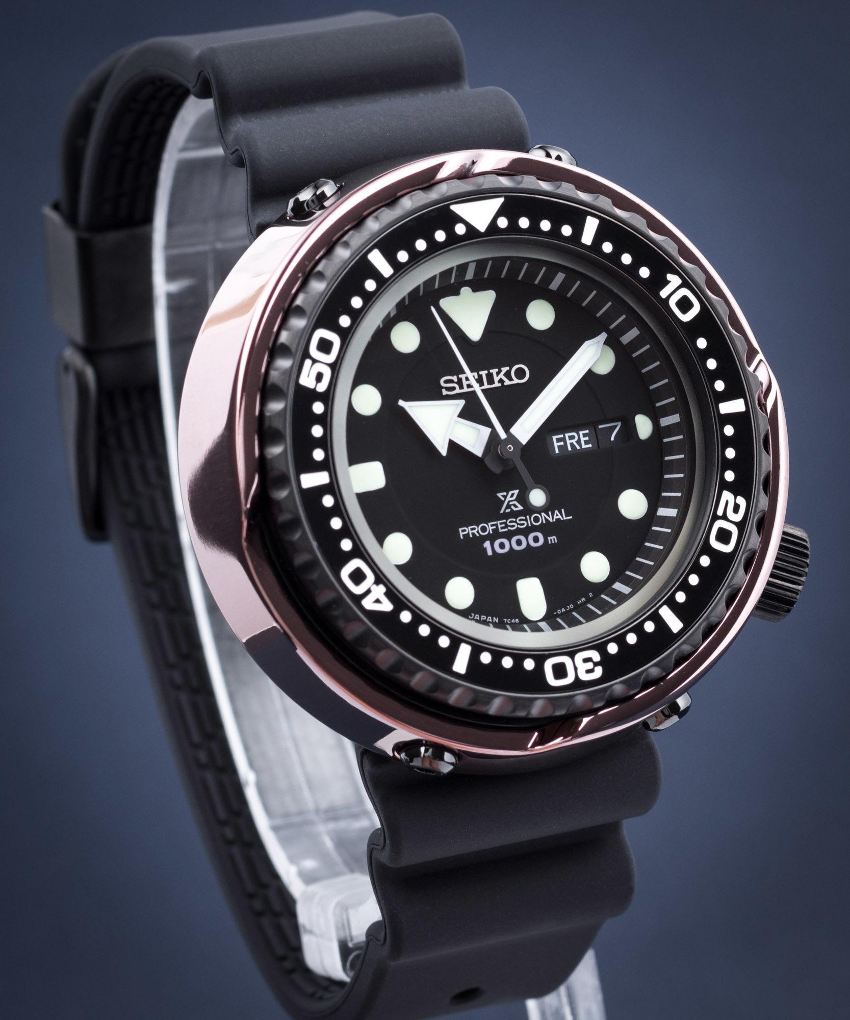 Zegarek męski Seiko Prospex Tuna Diver Limited