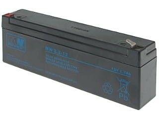AKUMULATOR 12V/2.2AH-MW