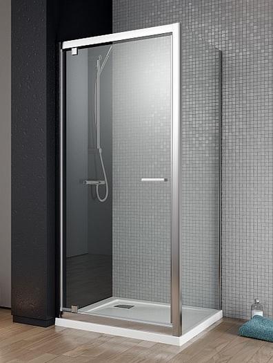 Radaway Twist S Ścianka prysznicowa 90x190 szkło brązowe 382012-08 __AUTORYZOWANY_DYSTRYBUTOR__3_LATA_GWAR.__
