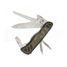 Scyzoryk Victorinox Swiss Soldier s Knife 08 ze śrubokrętem I PIŁĄ do drewna