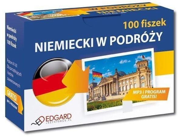Niemiecki 100 Fiszek W podróży - praca zbiorowa