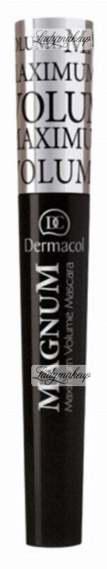 Dermacol - Magnum Maximum Volume Mascara - Tusz do rzęs zwiększający objętość