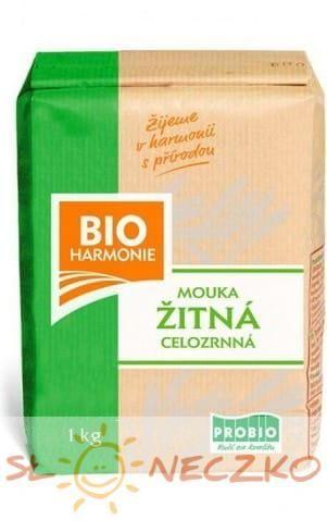Mąka żytnia typ 720 chlebowa 1kg Bio Harmonie