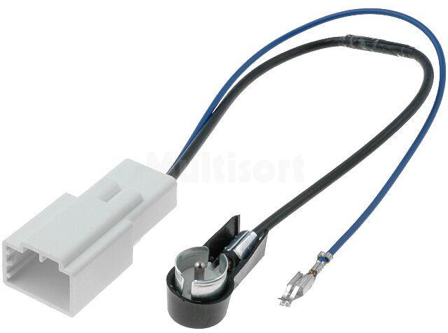 Adapter antenowy ISO Subaru, Toyota