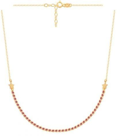 Złoty naszyjnik łańcuszkowy 51240