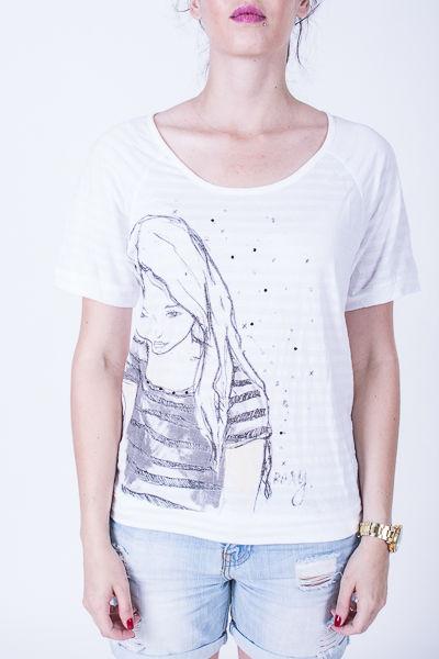 t-shirt damski ROXY K SHE WILL