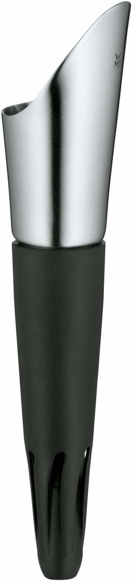 WMF Vino nalewak do dekantacji z napowietrzaczem 8 cm, stal nierdzewna Cromargan, tworzywo sztuczne, nalewak do wina