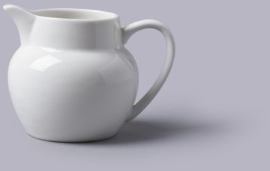 Tradycyjny dzbanek do mleka 140 ml