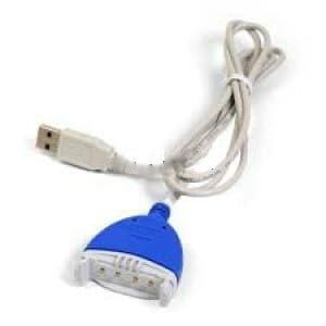 System zarządzania danymi  kabel USB