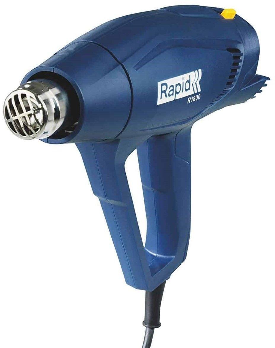 RAPID Opalarka elektryczna 2-stopniowa R1800 w walizce + akcesoria RAPID-5001350